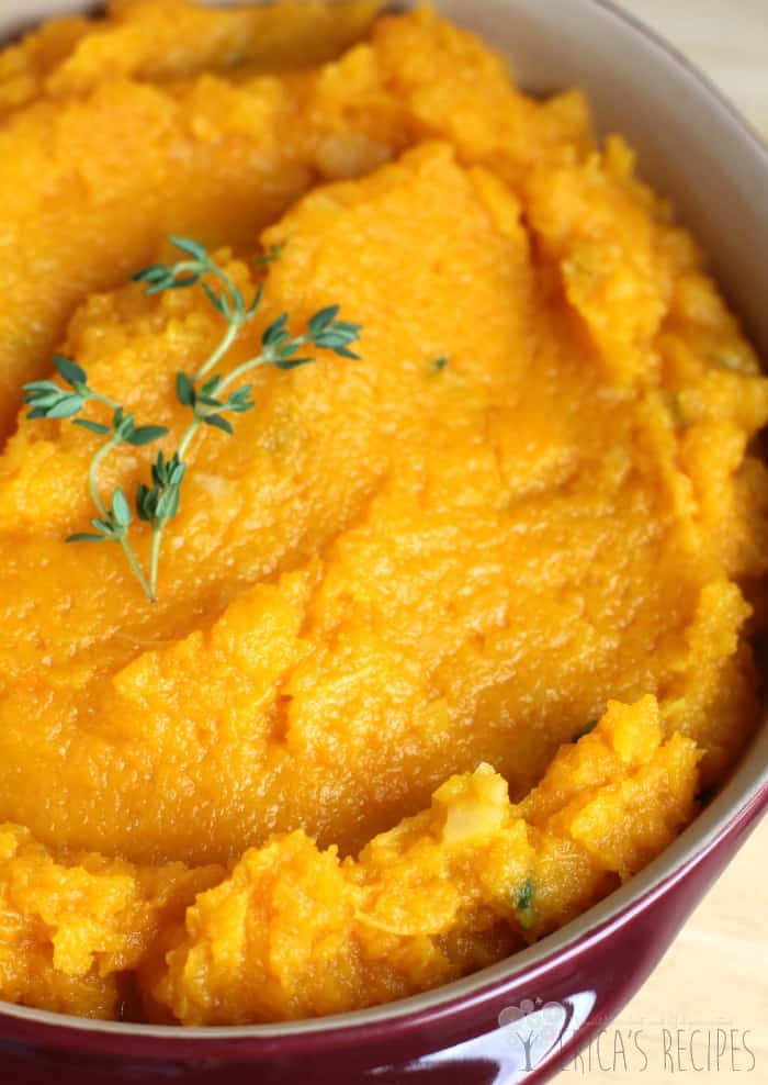 Grammy Peggy's Mashed Butternut Squash