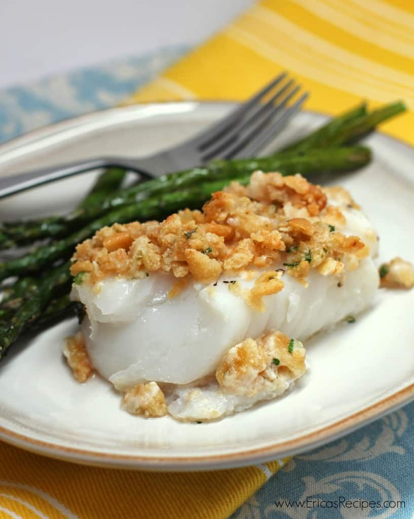 Boston Baked Cod