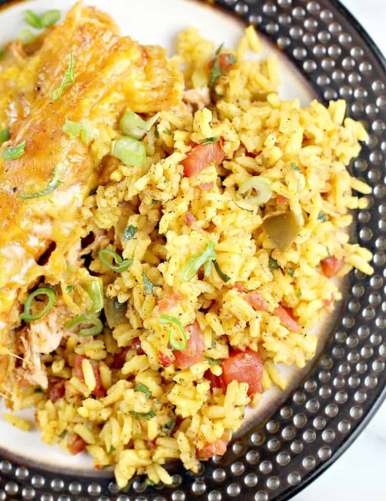 Mexican Yellow Rice