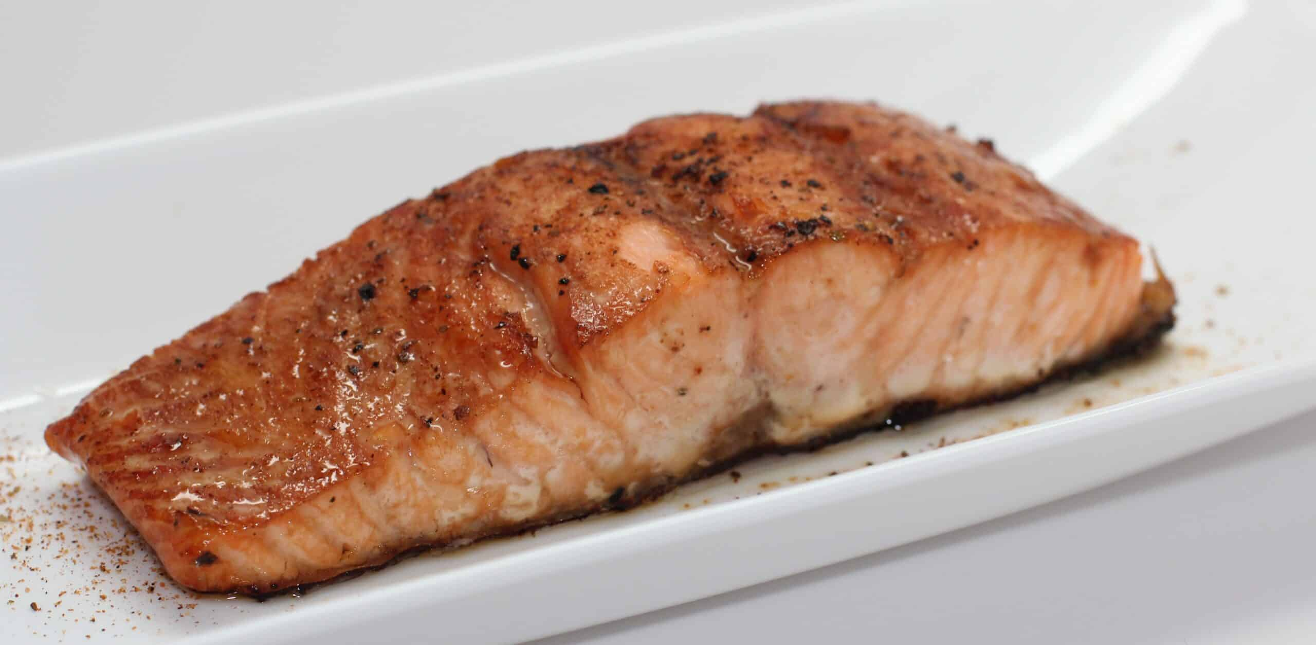 Simple Marinade for Salmon