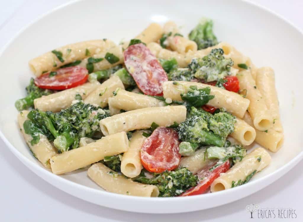 Lemon Pasta With Arugula Erica 39 S Recipes