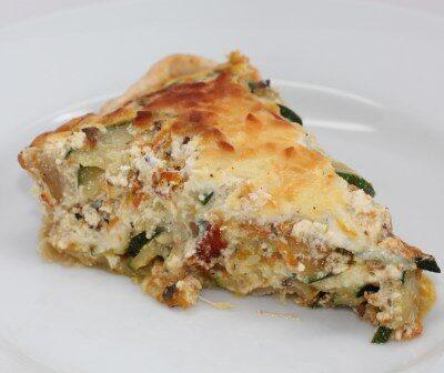 Italian Zucchini Quiche