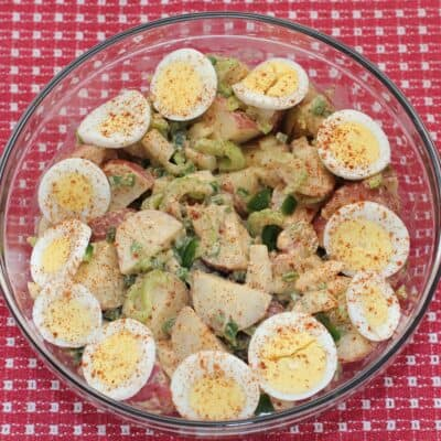 Jalapeno Potato Salad