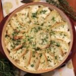 Herbed Potato Gratin