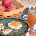 Bourbon Peach Jam