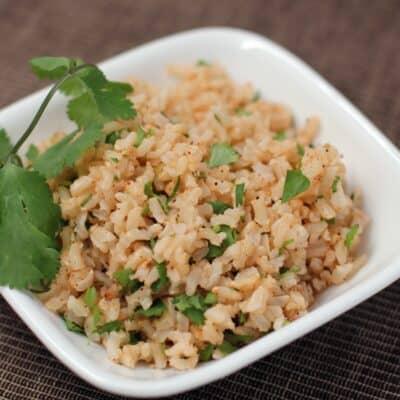Favorite Lime Brown Rice