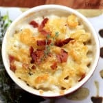Wine and Thyme Mac 'N Cheese