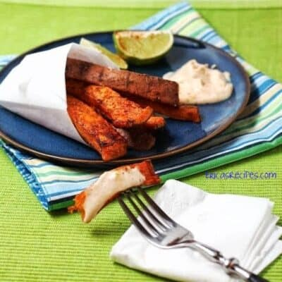 Chili-Lime Sweet Fries