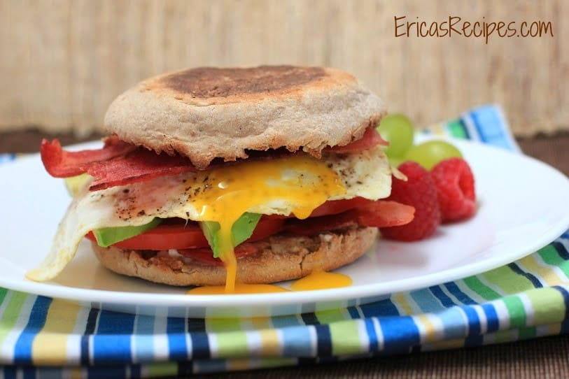 Favorite Breakfast Sammie