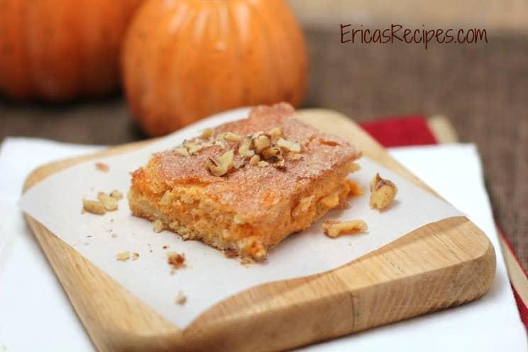 Easiest Pumpkin Cheesecake