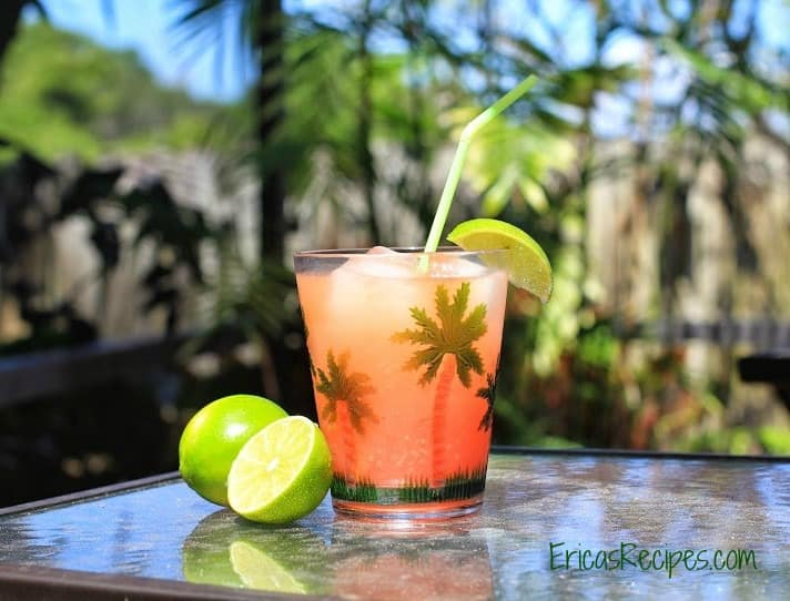 Florida Sunrise Mocktail