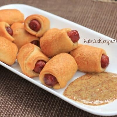 L'il Smokies with Honey Mustard