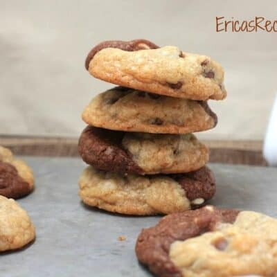 Peace, Love, and Nutella Cookies