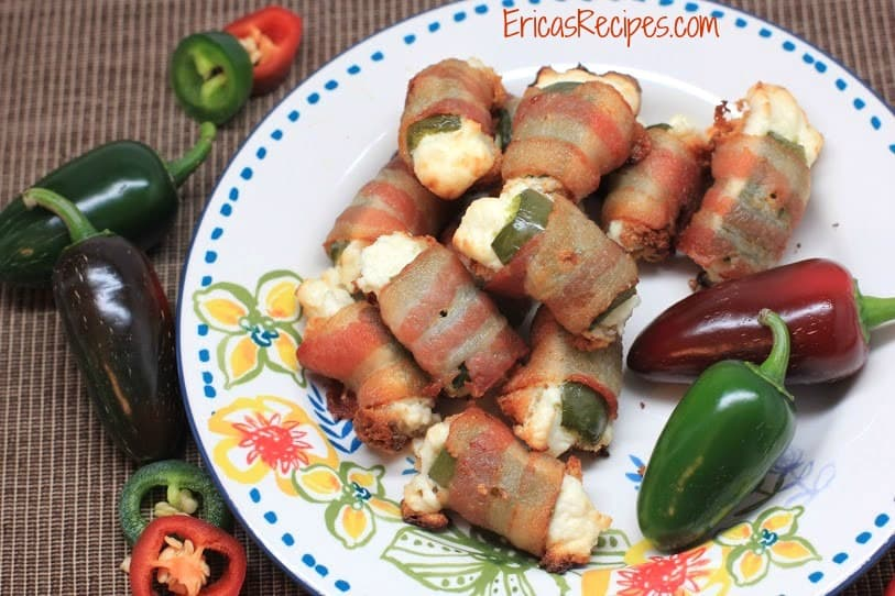 Unstuffed Jalapeno Poppers