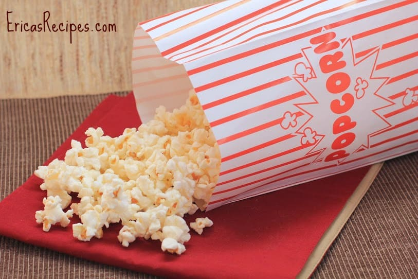 Microwave Popcorn without the Chemicals
