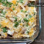 Turkey Tamale Casserole