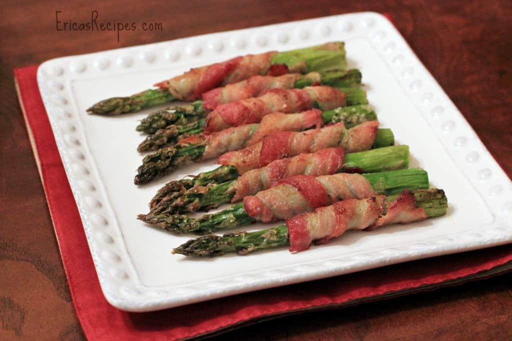 Bacon-Wrapped Roast Asparagus