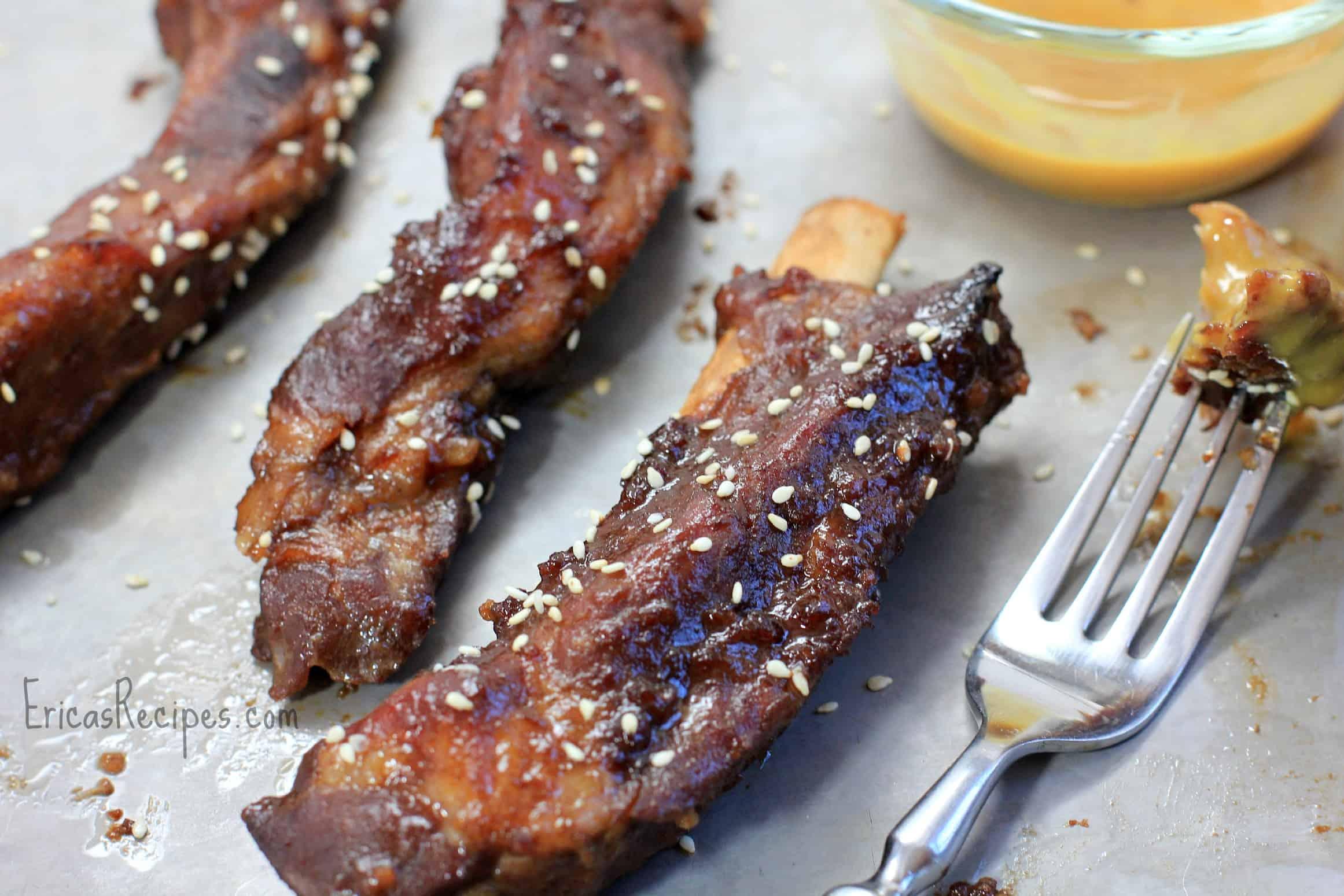 Chinese BBQ Pork Spareribs