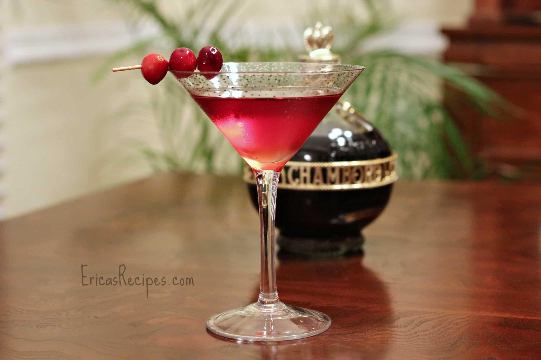 white chocolate raspberry martini chambord
