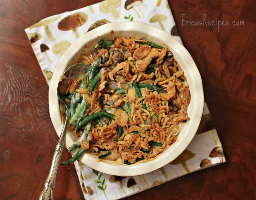 My Green Bean Casserole
