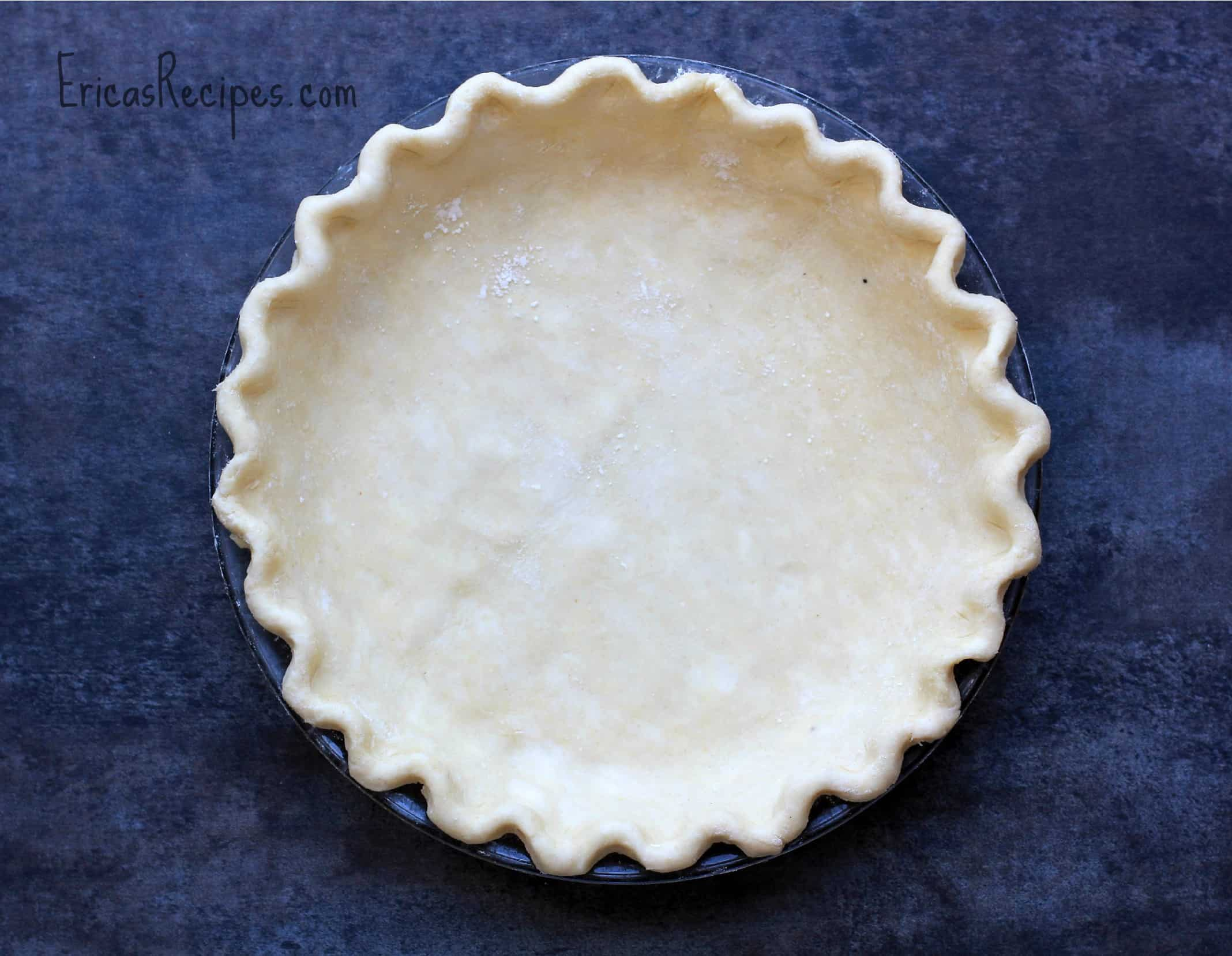 Perfect Pie Crust - Erica's Recipes