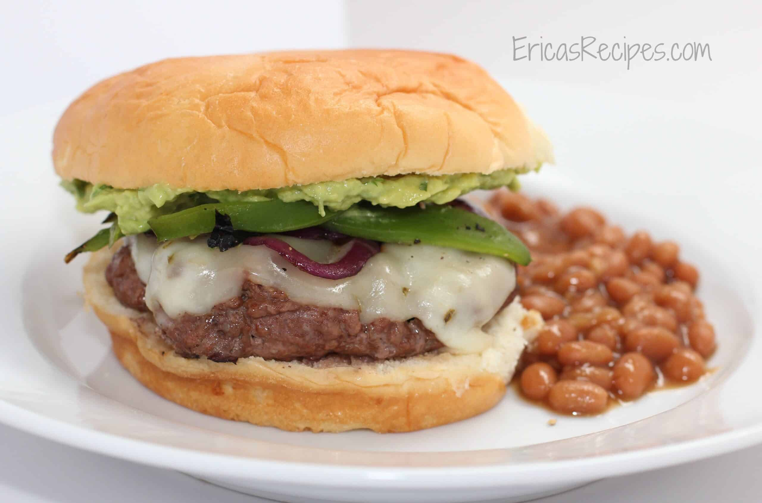 Queso Fundido Burgers