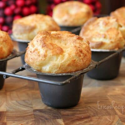 Perfectly Puffed Popovers