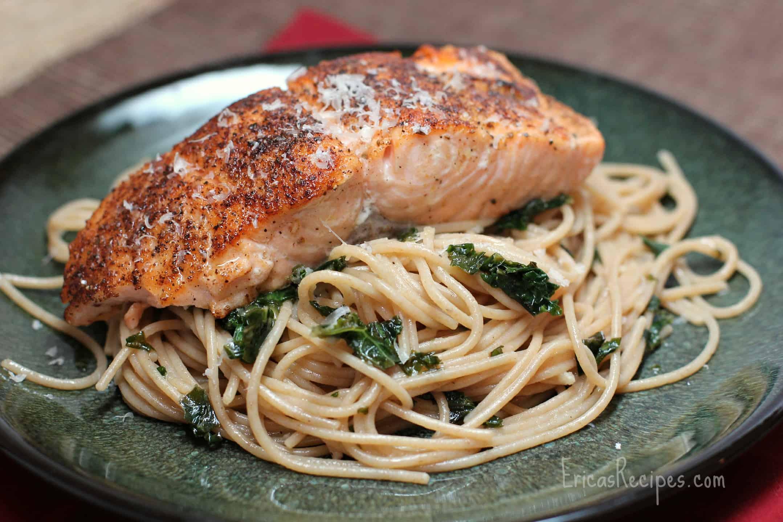 Fish pasta recipes healthy