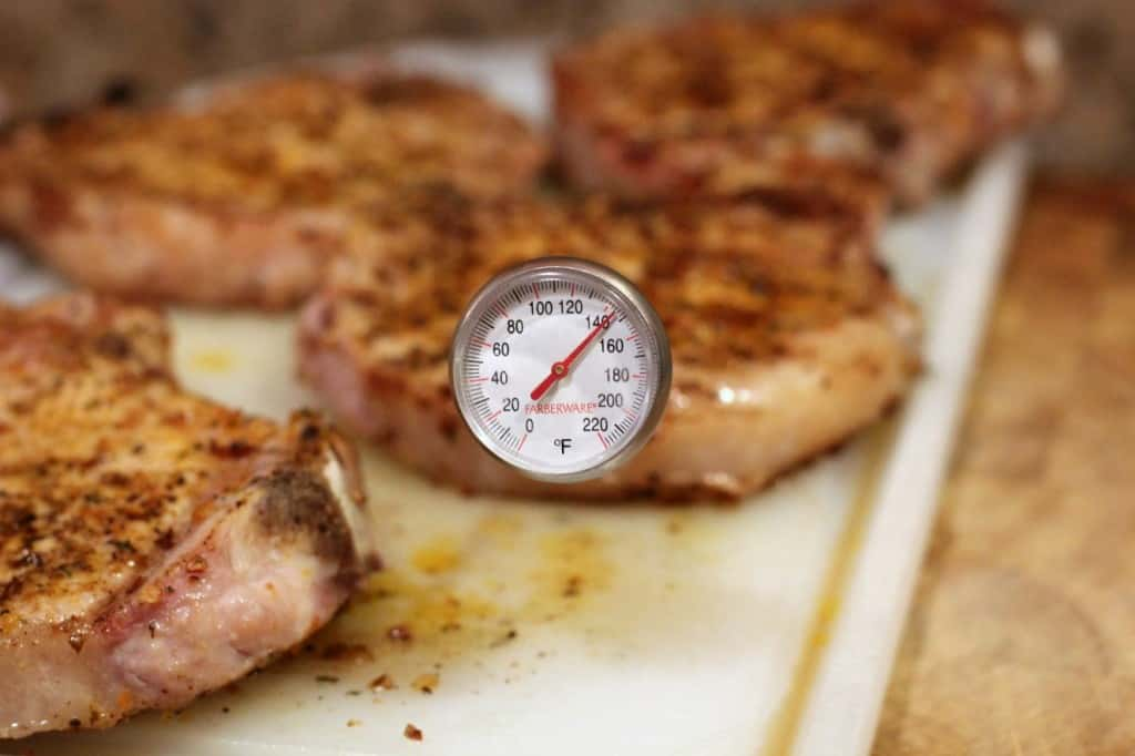 Perfect Grilled Pork Chops Ericasrecipes