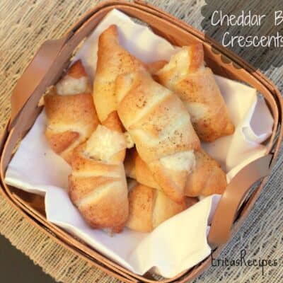 Cheddar Bay Crescents