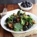 Blackberry Balsamic Vinaigrette