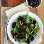 Blackberry Balsamic Vinaigrette