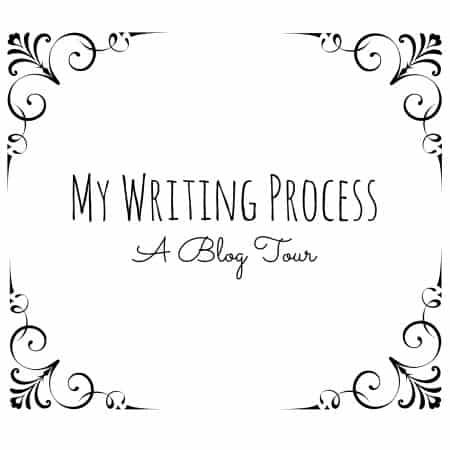 Writing Process - A Blog Tour | EricasRecipes.com