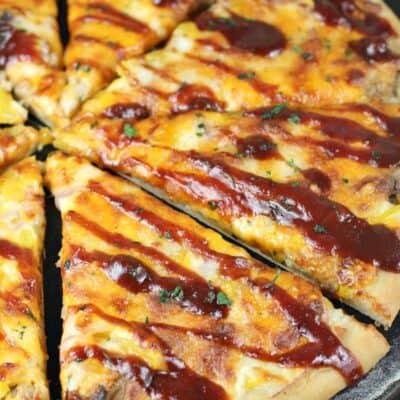 Texas BBQ Pizza