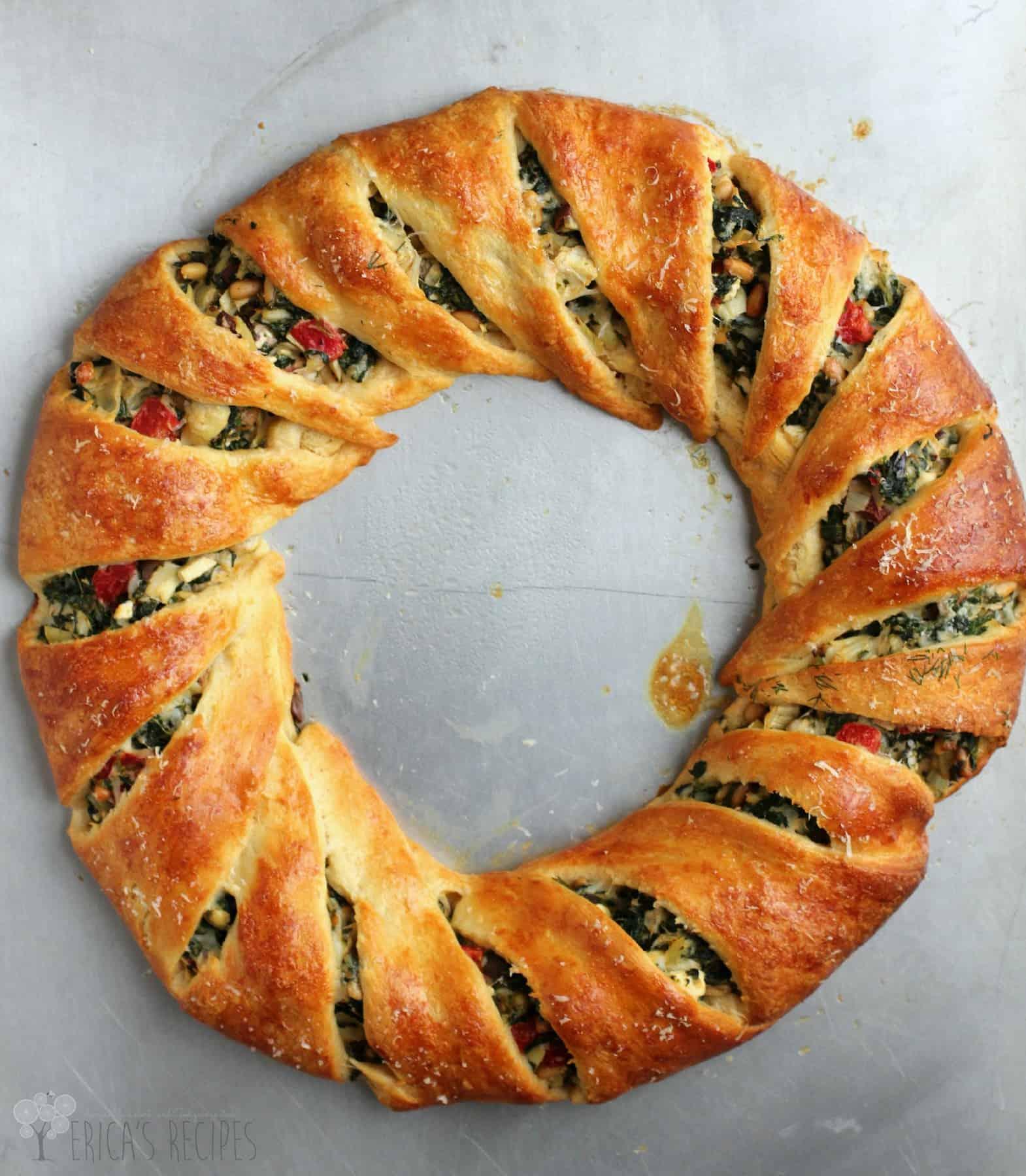 Mediterranean Ring Recipe
