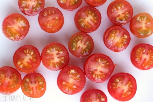 Bacon and Boursin Stuffed Tomatoes