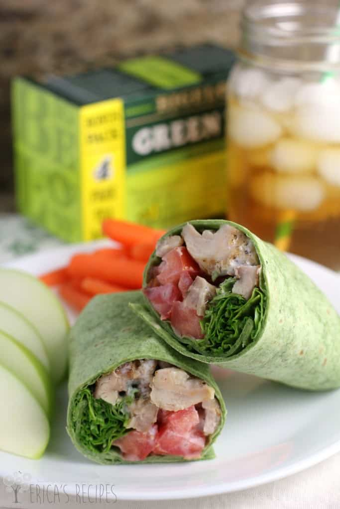 Buttermilk Ranch Chicken Wrap
