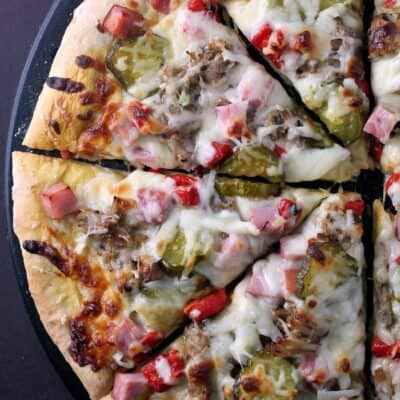 The Cuban Pizza