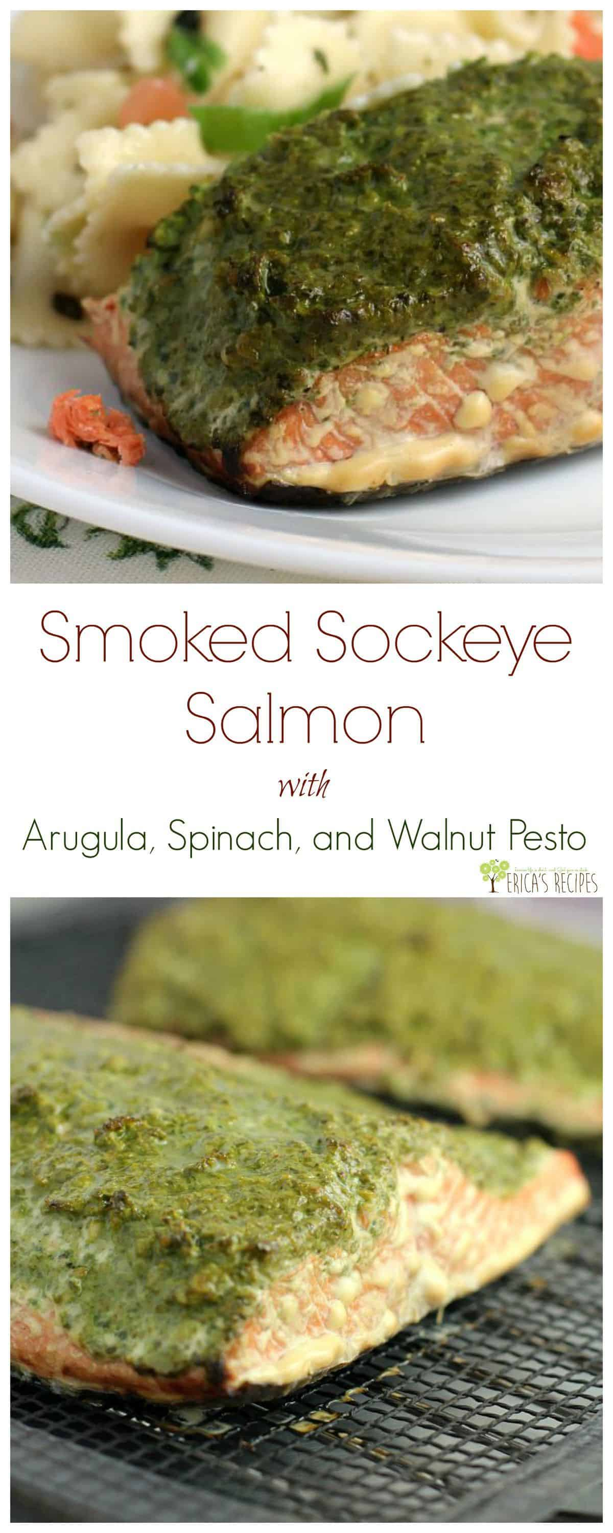 Smoked sockeye salmon recipes