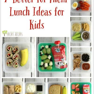 """7 """"Better for Them"""" Lunch Ideas for Kids"""