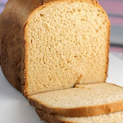 Best Ever Wheat Sandwich Bread Machine Bread