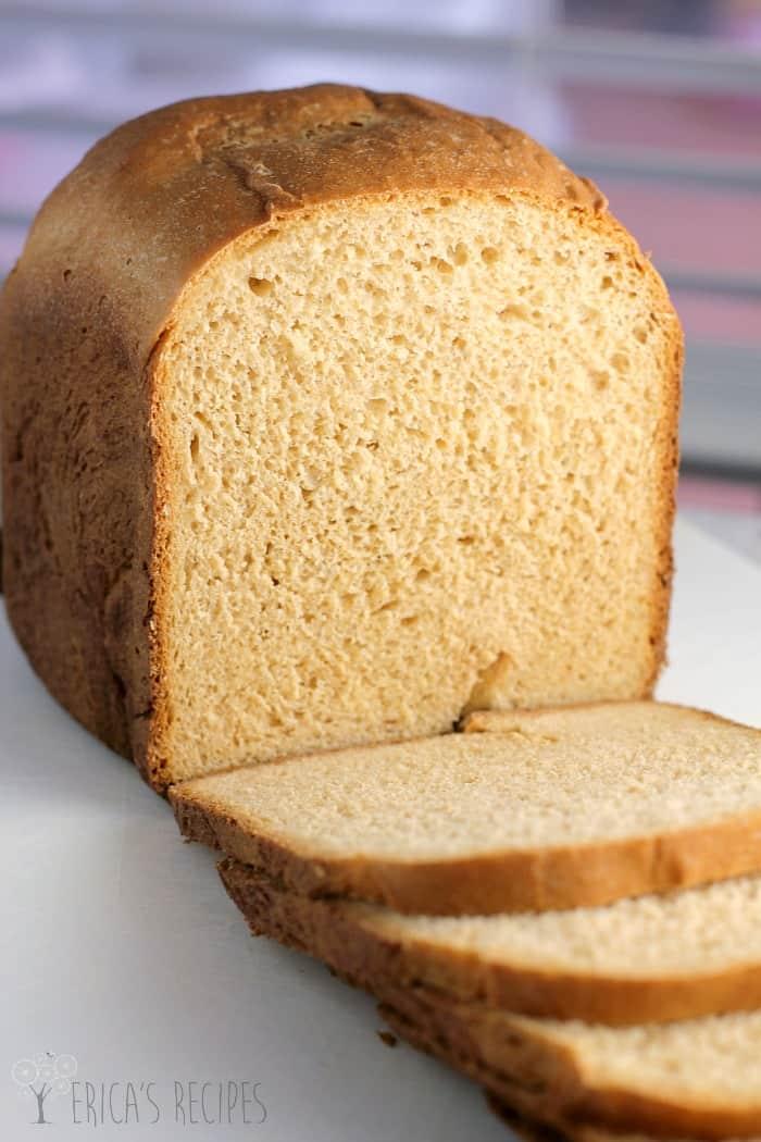 Best Ever Wheat Sandwich Bread Machine Bread