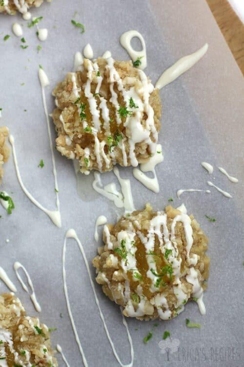 Tropical Thumbprint Cookies