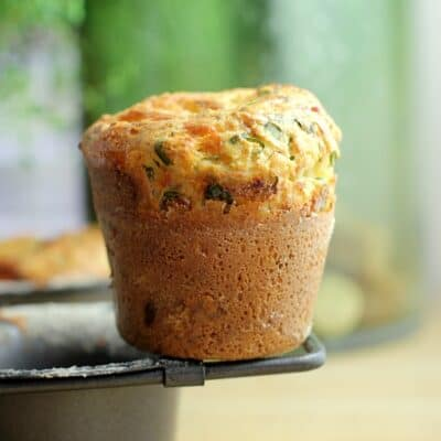 Cheddar Bay and Chive Popovers