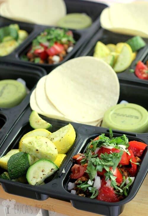 Vegan Fresco Sofritas Tacos
