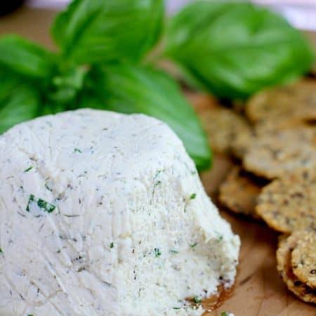 Boursin-Copycat Cashew Cheese http://wp.me/p4qC4h-3rN