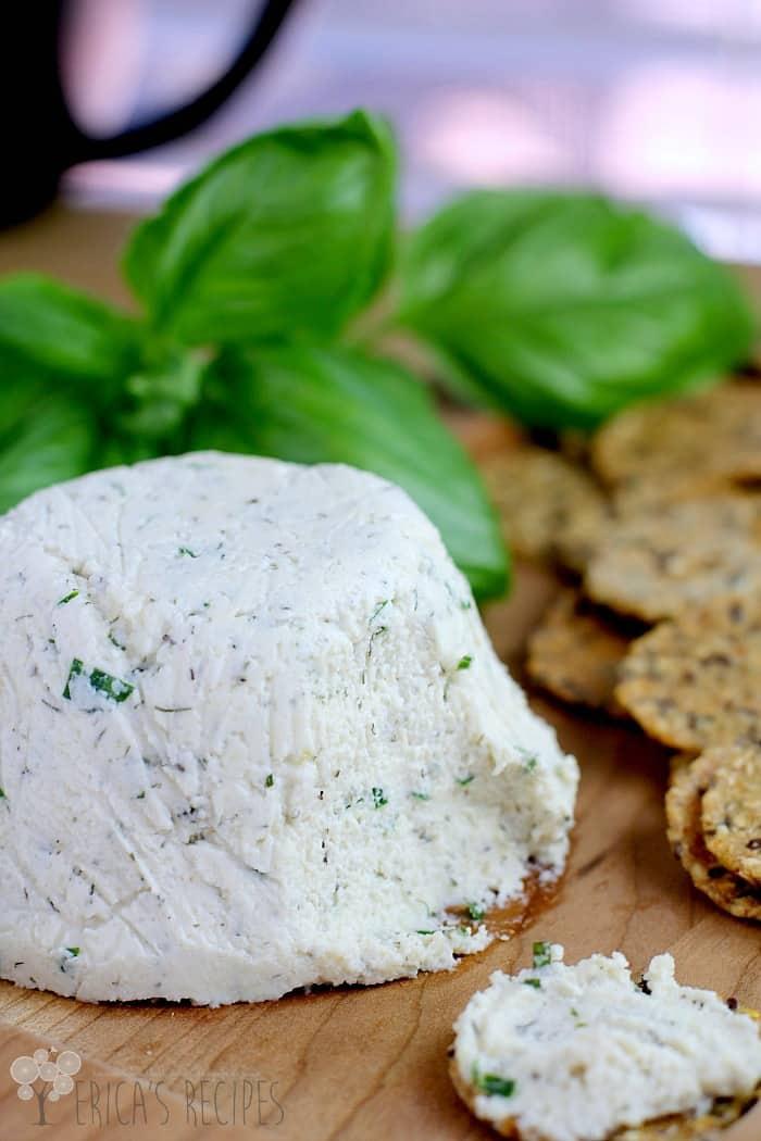 Boursin-Copycat Cashew Cheese