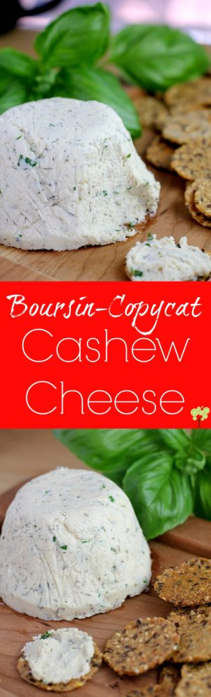 Boursin-Copycat Cashew Cheese http://wp.me/p4qC4h-3rN