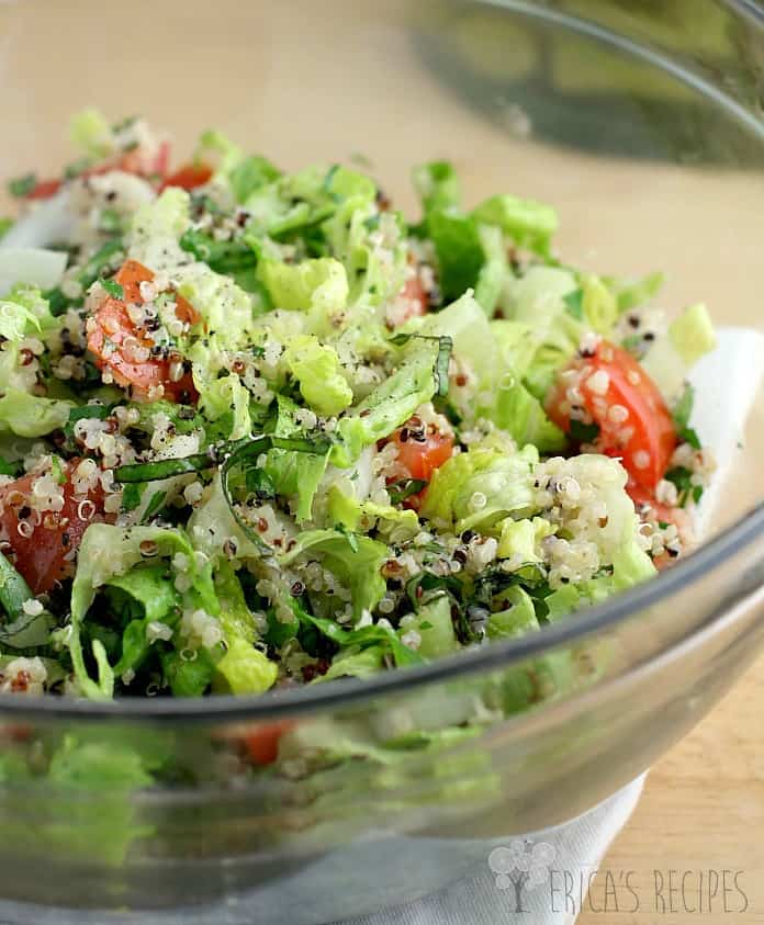 Light and Lemony Quinoa Salad http://wp.me/p4qC4h-3rX