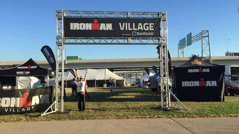 Finally an Ironman